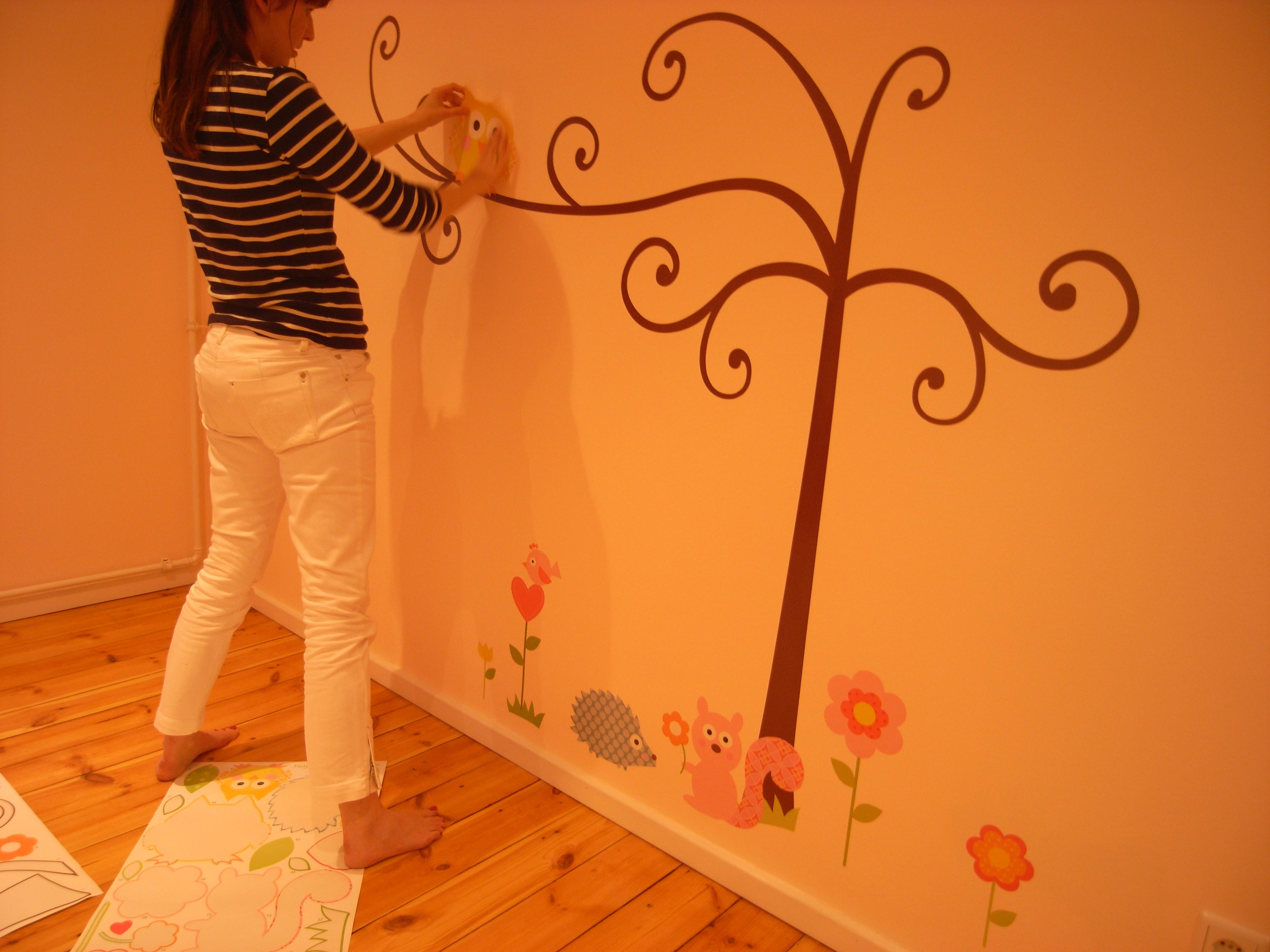 kinderzimmer dekorieren auch f r unbegabte der mamablog mit augenzwinkern frau. Black Bedroom Furniture Sets. Home Design Ideas